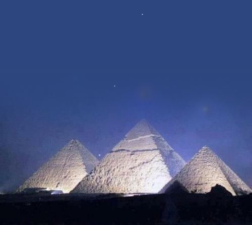 pyramid of giza pictures planets - photo #13